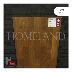 پارکت چوب طبیعی مدل OAK HONEY